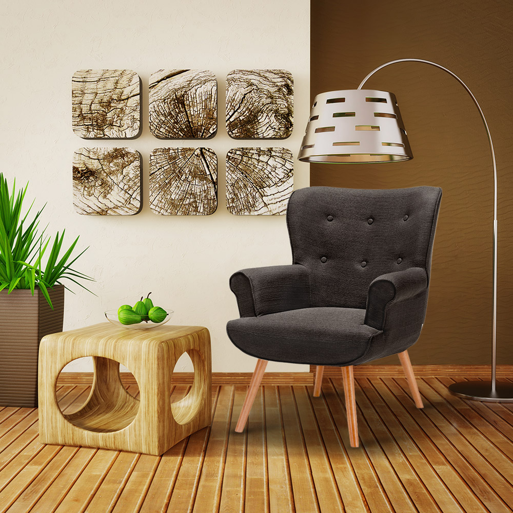 Fauteuil Salon Contemporain Only 319 66 Fauteuil De Chaise De Salon Contemporain Ikayaa Contemporary Accent Lovdock