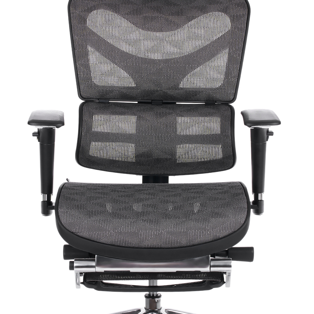 mesh gaming chair low back computer gray ikayaa ergonomic office desk