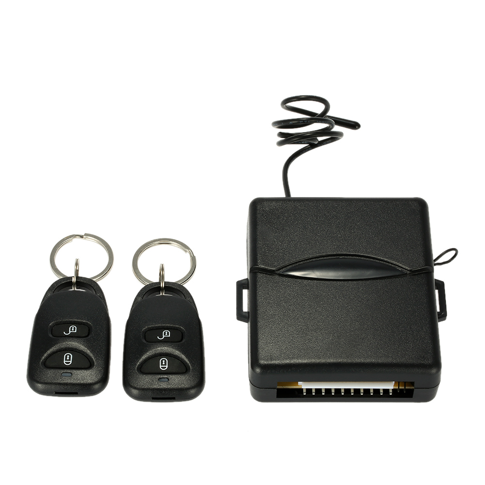 medium resolution of kkmoon car remote central lock locking keyless entry system with remote controllers