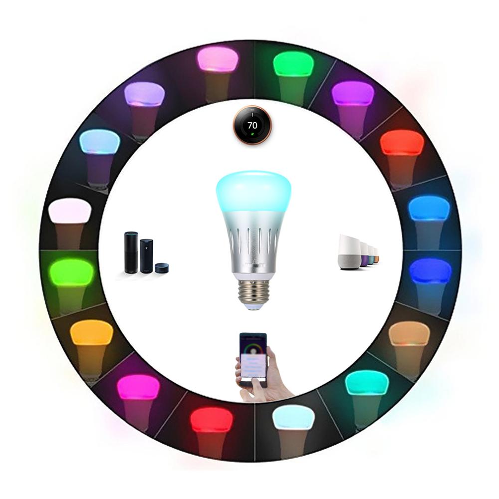 tomshine smart led bulb