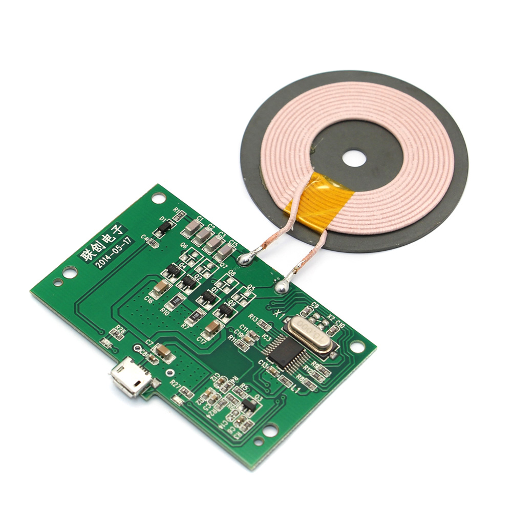 Wireless Mobile Charger Circuit Diagram Charger Qi Wireless Charger