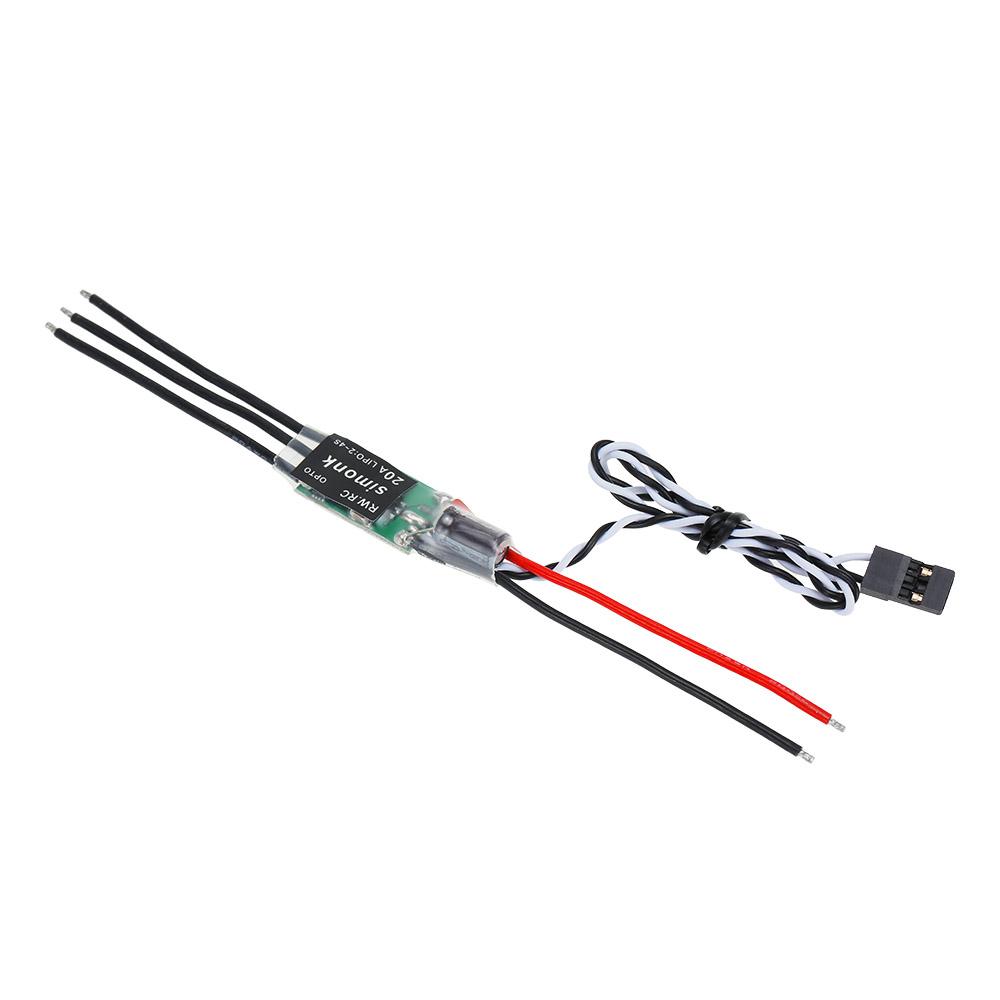 Opto Brushless Esc With Simonk 20a Mini Cc3d Wiring Diagrams Auto Circuit Diagram Related