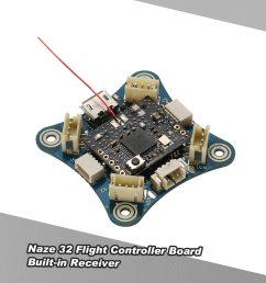naze32 wiring diagram for dsm2 blog about wiring diagrams naze32 flight controller board x type 1s [ 1000 x 1000 Pixel ]