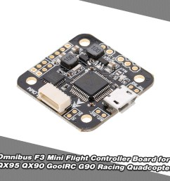 f3 mini flytower flight controller betaflight 20 20mm with osd bec 2s 4s for fpv quadcopter [ 1000 x 1000 Pixel ]