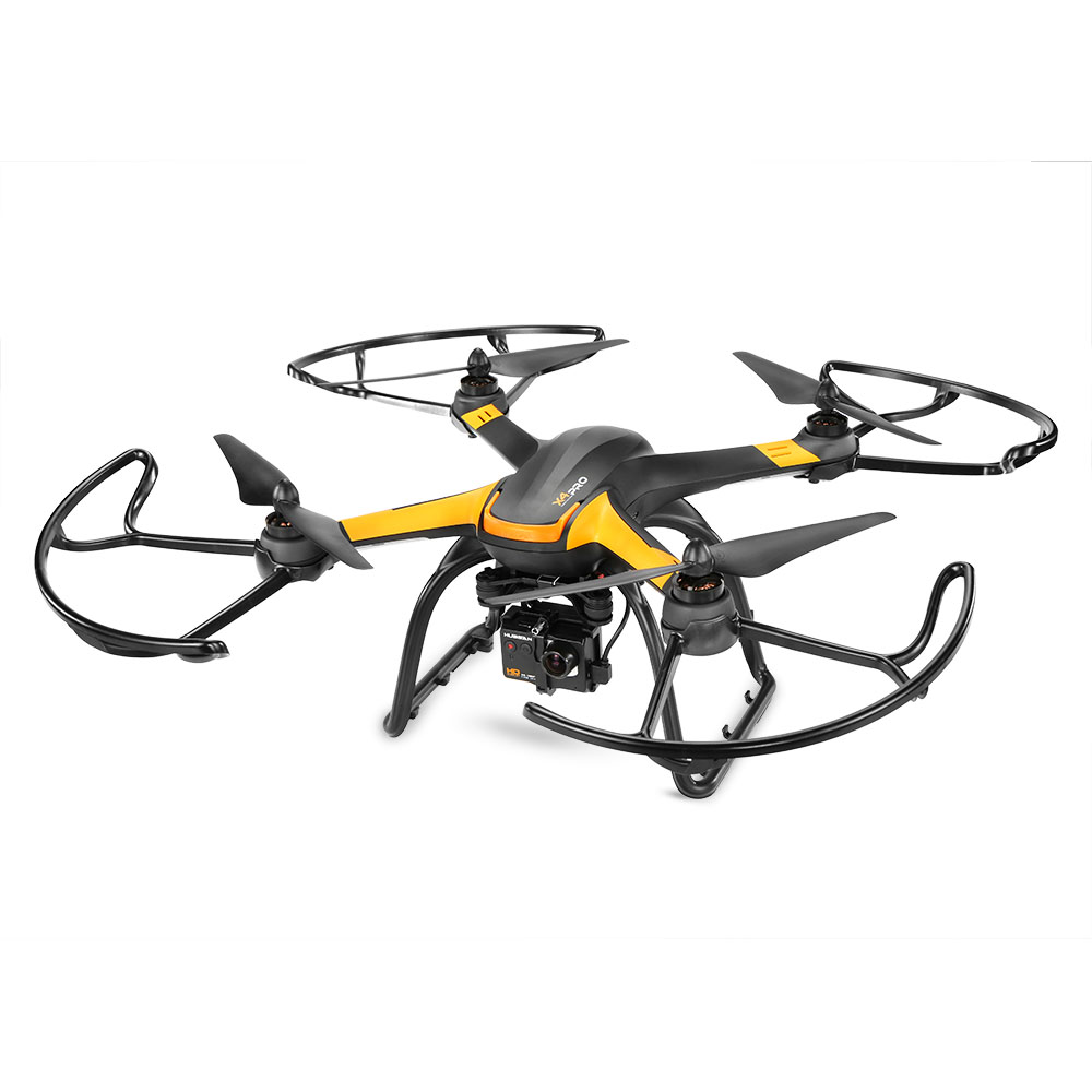 Original Hubsan X4 Pro H109S 5.8G FPV Drone com 1080p HD