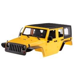 high quality rc rock crawler 1 10 crawler car shell for axial scx10 rc4wd d90 d110 hard plastic wheelbase 313 mm [ 1000 x 1000 Pixel ]