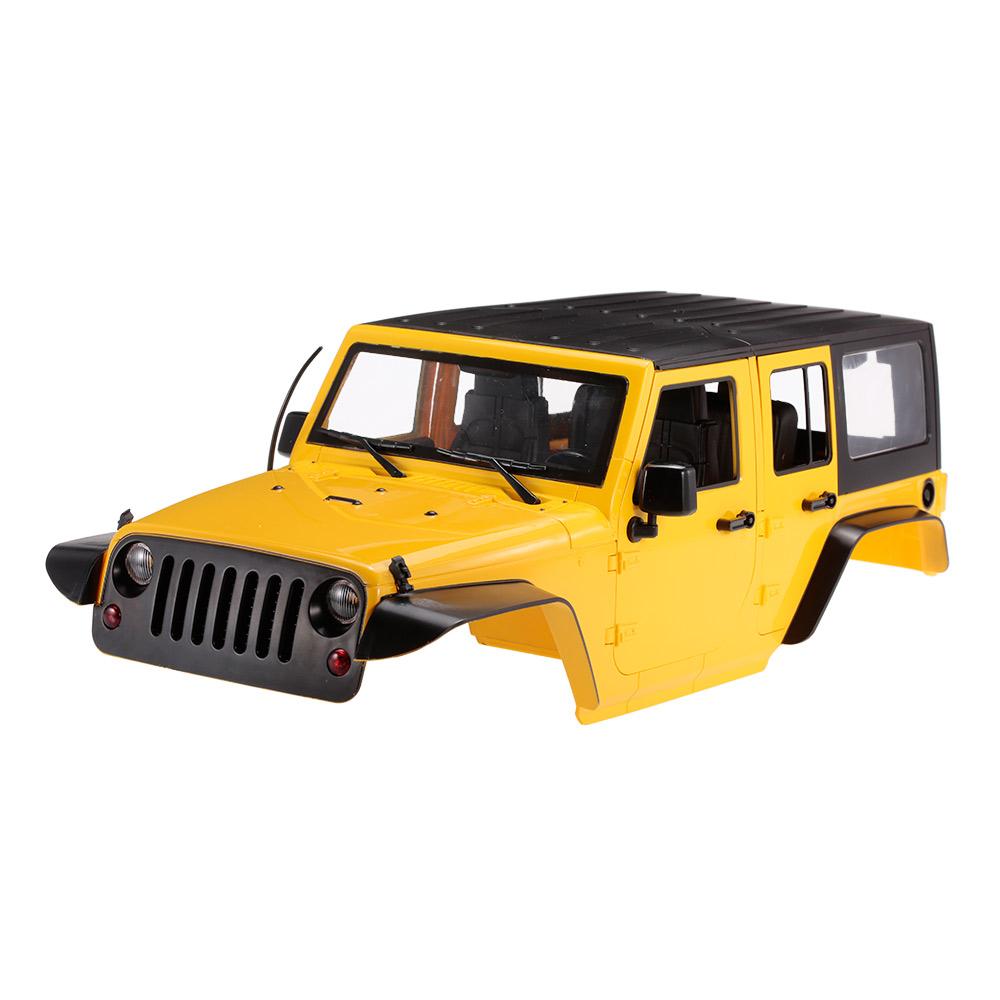 medium resolution of high quality rc rock crawler 1 10 crawler car shell for axial scx10 rc4wd d90 d110 hard plastic wheelbase 313 mm