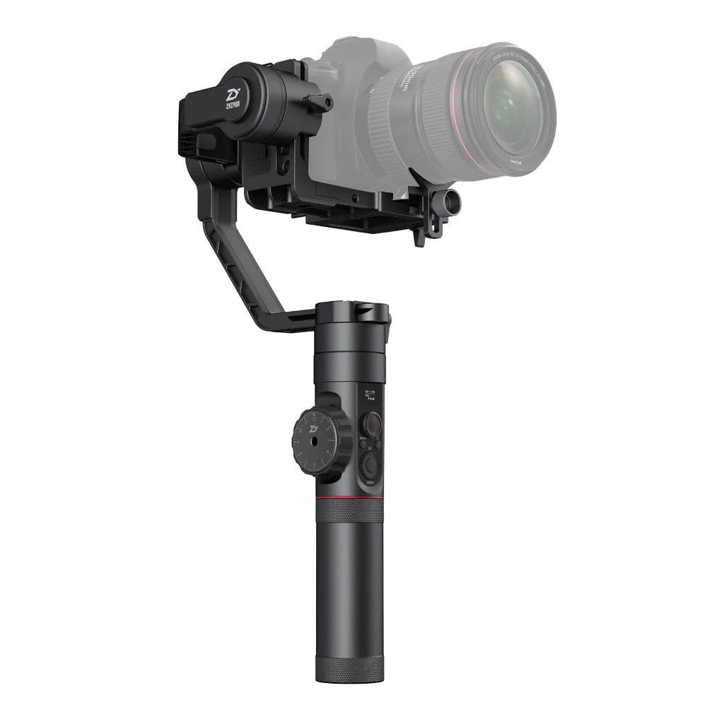 Zhiyun Crane 2 3-Axis Handheld Gimbal Camera Gyro Stablizer Sales Online black - Tomtop