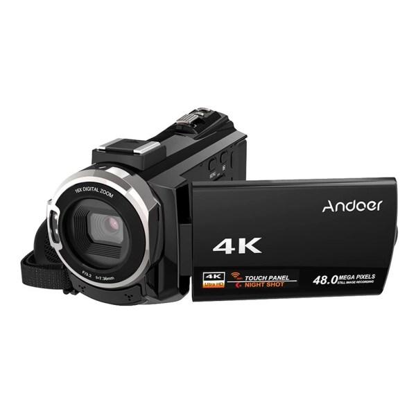 Andoer 4K Digital Video Camera