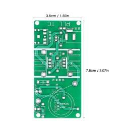 dc 15 24v diy mini music tesla coil plasma loudspeaker kit set wireless transmission experiment model [ 1000 x 1000 Pixel ]