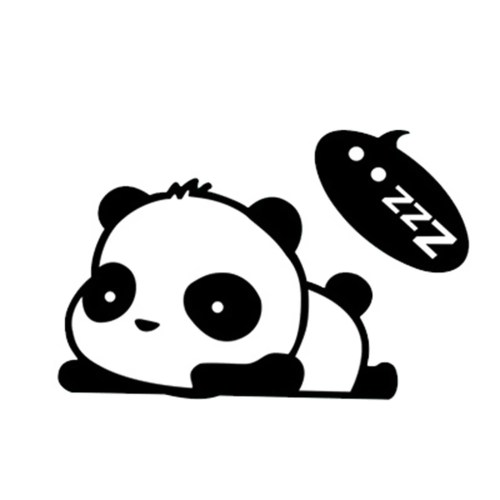 small resolution of removable light switch decal cat panda cute animals sticker bedroom living room home decor cartoon figure pvc water resistant sticker sales online 4