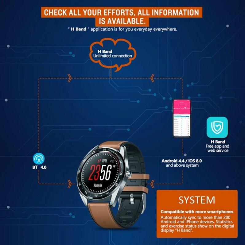 zeblaze neo smartwatch 11