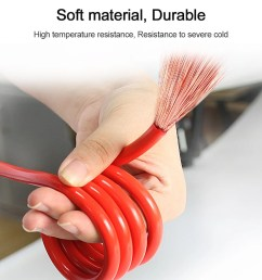 jumper cable 4 meters 1500a car emergency booster cable car battery jumper wires [ 1000 x 1000 Pixel ]