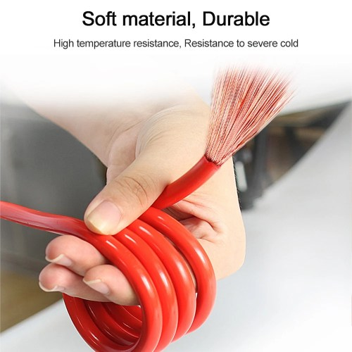 small resolution of jumper cable 4 meters 1500a car emergency booster cable car battery jumper wires