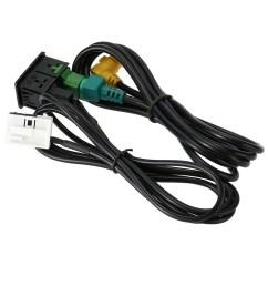 kkmoon usb aux audio cable [ 1000 x 1000 Pixel ]