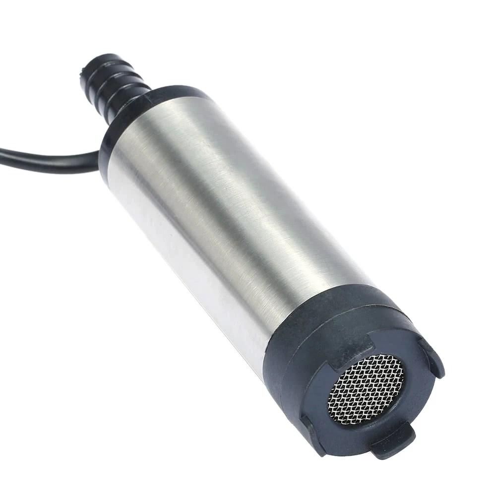 medium resolution of 12v diesel fuel water pump for car truck caravan marine boat sales online silver tomtop