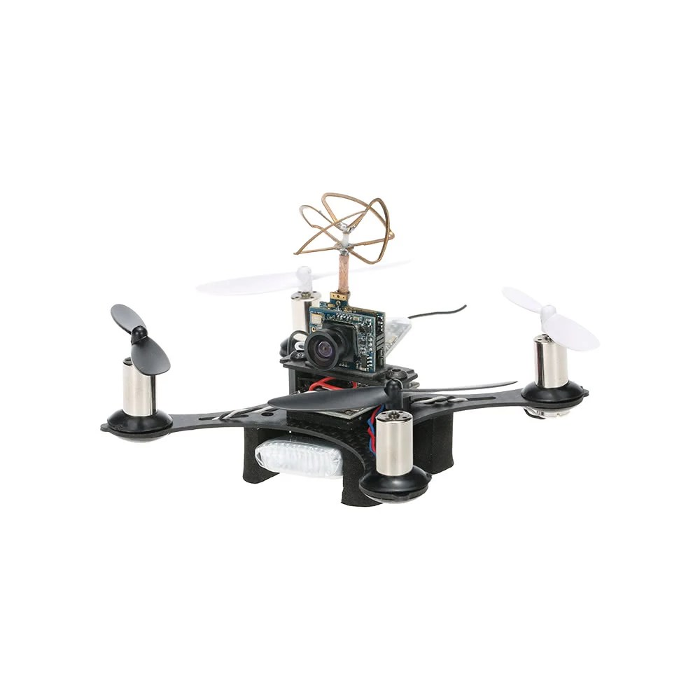 CTW-Mini110 Tiny FPV Indoor 110mm Micro Racing Drone with