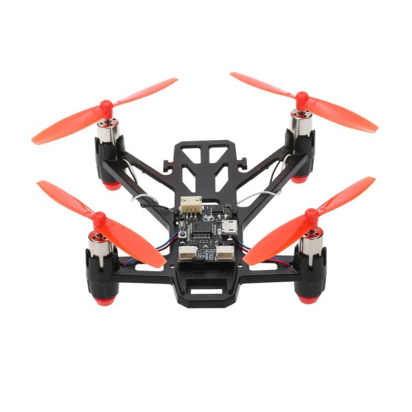 Q100 Super Mini 4-axis Micro Fpv Racing Quadcopter Frame Online Shopping Yellow