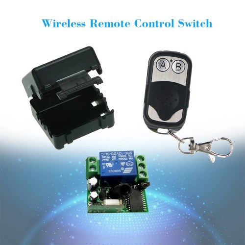 small resolution of smart home wireless remote control relay receiver transmitter universal switch