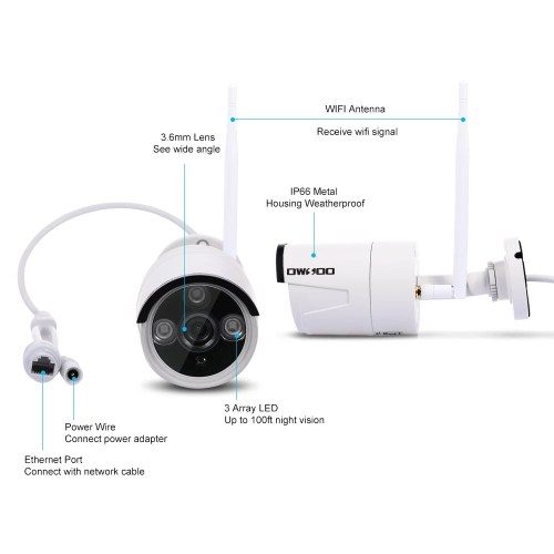 small resolution of wireless nvr kit security cctv surveillance system wifi home security camera sales online eu plug tomtop
