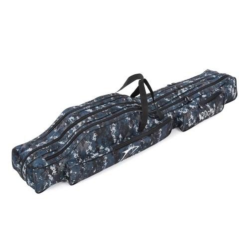 Collapsible soft fishing bag