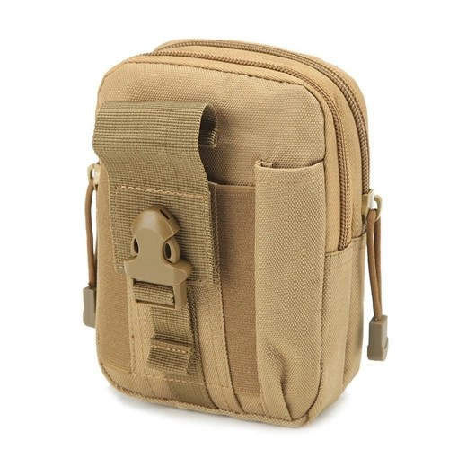 outdoor sports pockets wear belt tactical pockets purse