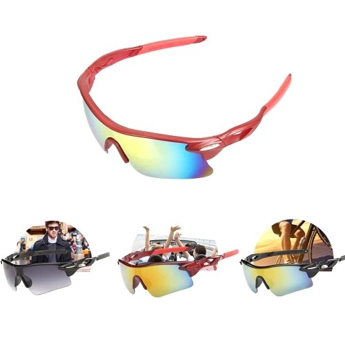 Cycling Eyewear Outdoor Sunglass UV400 Riding Sports Sunglasses Glasses
