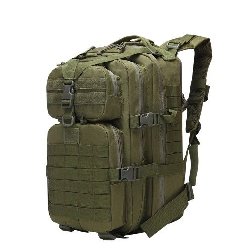 Outdoor Travel Backpack Survival Pack Big Capacity 40L Large Molle Bag