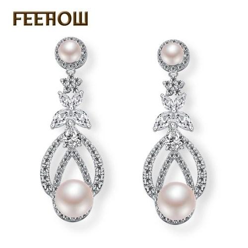 FEEHOW high-end ear jewelry