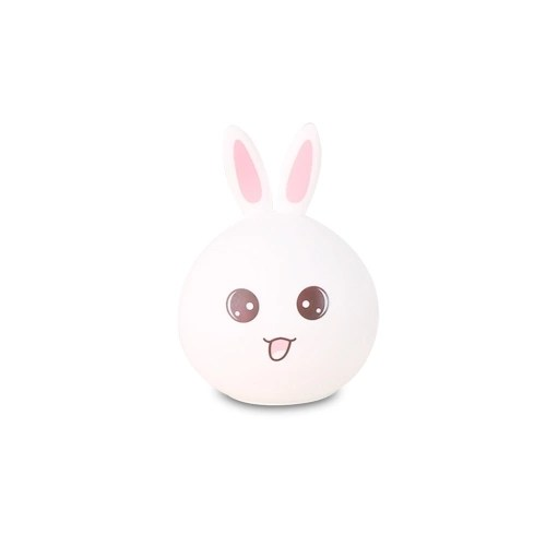 Supernight Cute Cartoon Rabbit LED Night Light