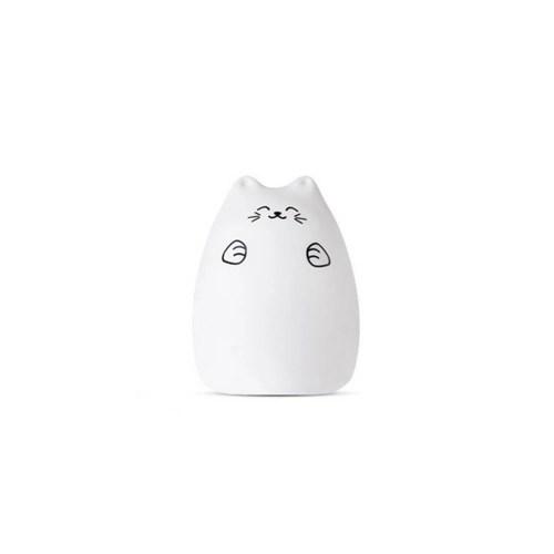 7 Colors Cat LED USB Charging Children Animal Night Light