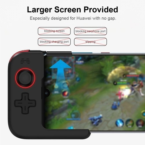 Betop G1 Wireless BT Gamepad for Huawei Mate20/ Pro/ 20X Mobile Phone Game Pad Controller with Handle Joystick