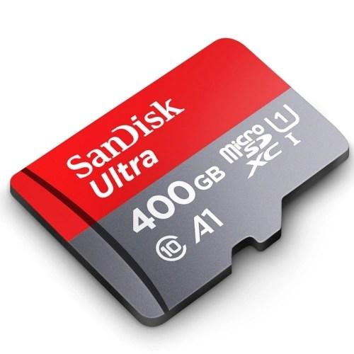 SanDisk Ultra Micro SD 400GB memory Card 100MB/S