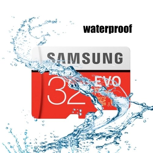 SAMSUNG Memory Storage Card 32GB/64GB/128GB/256GB 95MB/S 4K Class10 Micro SD Cards Red Plus U3 128GB