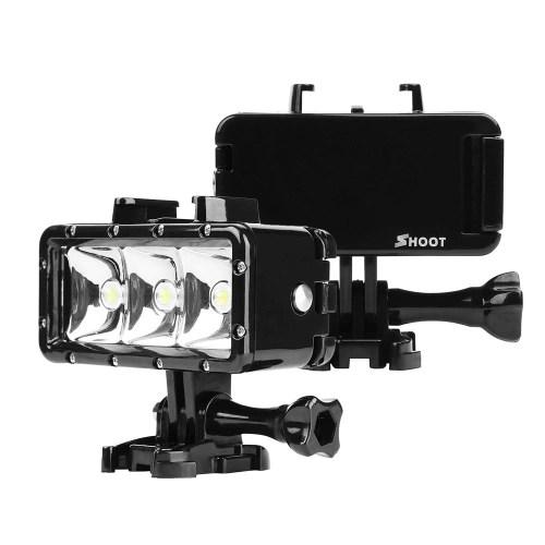 SHOOT XTGP253 Portable LED Diving Light Lamp