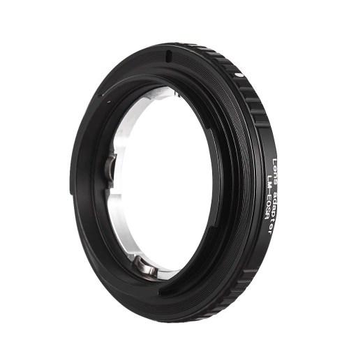 Lens Mount Adapter Ring Aluminum Alloy