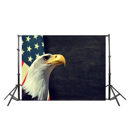 Flag Brick Wall Photography Background