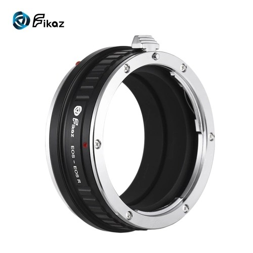 Fikaz High Precision Lens Mount Adapter Ring Aluminum Alloy