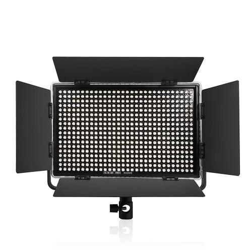 Viltrox VL-40B Professional Ultra-thin LED Video Light Photography LED Fill Light 5600K Fixed Color Temperature Adjustable Brightness Max 4200 Lumens
