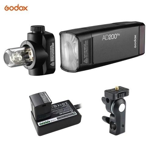 Godox AD200Pro Pocket Flash Portable Wireless TTL Flash