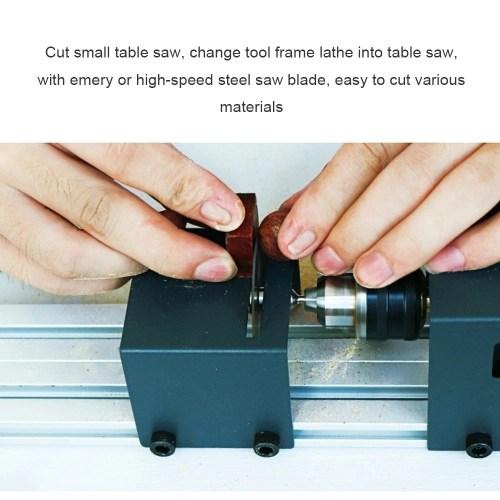 Mini Lathe Beads Polisher Machine Standard Version