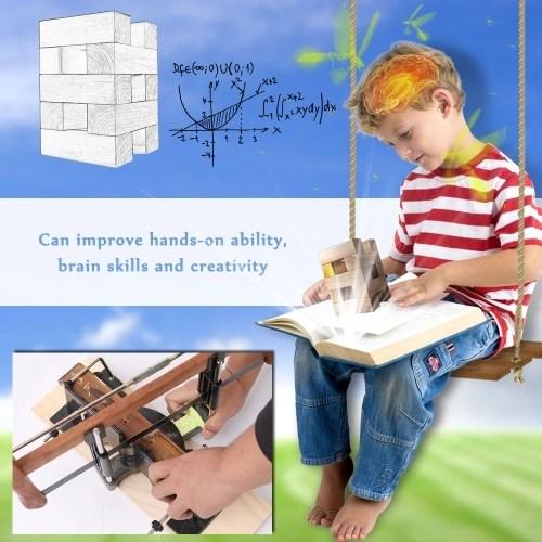 Safe Hand Saw Set for Children DIY