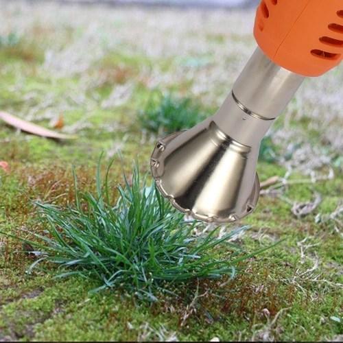 2000W Multi Functional Handheld Electric Weed Burner Grass Weeder