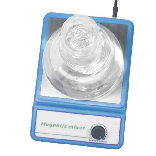 Mini Size Professional Magnetic Stirrer Magnetic-mixer with Stir Bar 2400 rpm Max Stirring Capacity 3000ml Volume for Scientific Research Industry