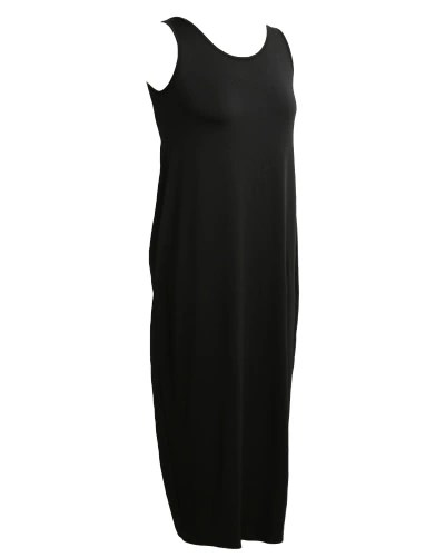 Boho Women Dress Plunge Backless Round Neck Sleeveless Long Maxi Gown Casual Beach Holiday Sundress