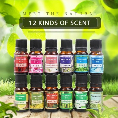 Essential Oils 100% Pure Aromatherapy
