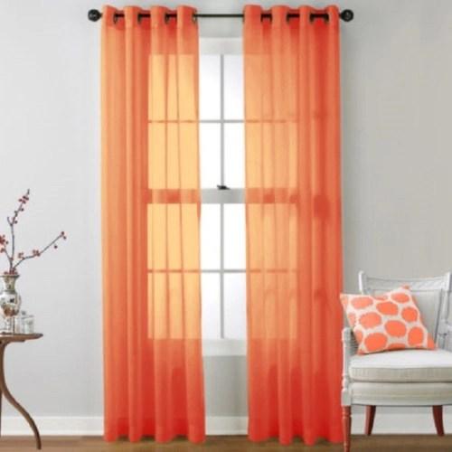 Wedding Banquet Door Window Colorful Curtain