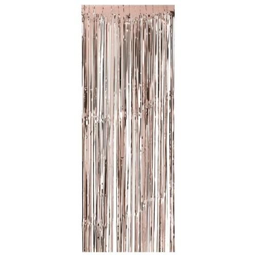 100 * 300cm Metallic Foil Fringe Curtain