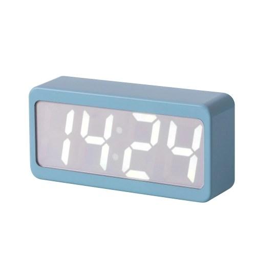 USB/Battery Powered Digital RGB LED Alarm Clock