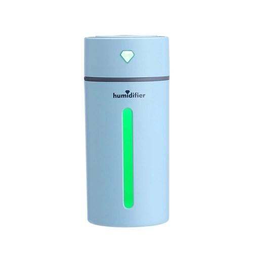 Diamond Cup Ultrasonic Humidifier Air Purifier